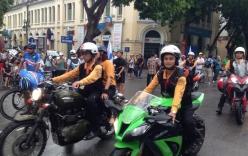 Ngắm dàn siêu xe tại giải đua xe đạp Hà Nội mở rộng 2014