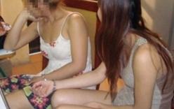 Thanh Hóa: Bắt nữ chủ quán karaoke điều tiếp viên