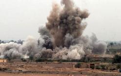 Video: Mỹ chính thức đưa tên lửa tới tiêu diệt IS tại căn cứ Syria