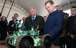 Nga gây ngạc nhiên với hàng loạt vũ khí hải quân mới