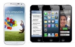 Bán tháo smartphone Samsung Galaxy để mua iPhone 6