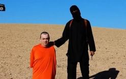 Vợ con tin người Anh cầu xin IS để chồng trở về