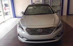 Hyundai Sonata 2015 đã có mặt tại Việt Nam
