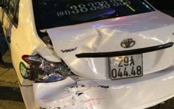 Tấn công lái xe taxi, tài xế xe buýt bị đánh nhập viện
