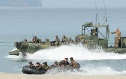 Quân đội Mỹ - Philippines đang tập trận chung gần Biển Đông