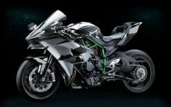 Kawasaki Ninja H2R : Siêu motor 300 mã lực