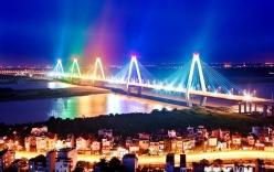 Đề xuất tên kép cho cầu dây văng Nhật Tân vượt sông Hồng