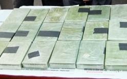 Sơn La: Bắt quả tang nhóm đối tượng vận chuyển vũ khí và lượng ma túy