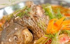 Bí quyết làm món cá chép om dưa cực ngon