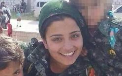 Nữ chiến binh Kurd đánh bom liều chết, tiêu diệt nhiều phiến quân IS