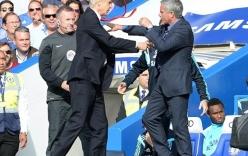Wenger và Mourinho suýt đánh nhau trong trận derby London