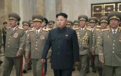 Ngày thành lập Đảng, Kim Jong-un vẫn