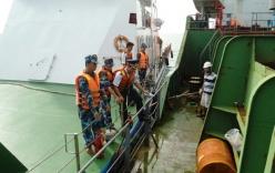 Tàu Sunrise 689 bị cướp biển tấn công: Lấy lời khai của 18 thuyền viên