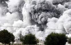 Thị trấn biên giới Kobane nguy khốn ngay trước Thổ Nhĩ Kỳ