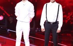 Bán kết X-Factor học trò cưng Mr. Đàm dừng chân trước Loki Bảo Long