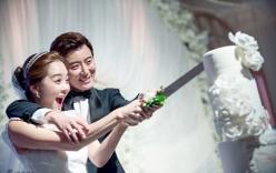 Nữ diễn viên nổi tiếng xứ Hàn Chae Rim lên xe hoa lần 2