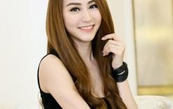 Ngân Khánh tiết lộ chuyện tình mới với bạn trai Việt kiều