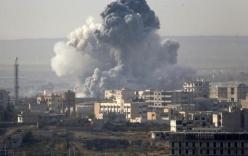 Mỹ oanh tạc dữ dội, kìm hãm bước tiến của IS tại Kobani