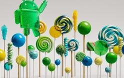 Android 5.0 Lollipop chính thức ra mắt