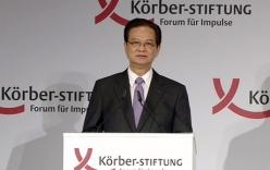 Toàn văn bài phát biểu của Thủ tướng trong chuyến công du CHLB Đức