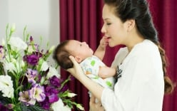 Đan Lê chia sẻ kinh nghiệm mang bầu và giảm cân sau sinh