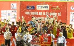 Lịch thi đấu, Kết quả, Bảng xếp hạng Giải U21 Quốc tế - Báo Thanh Niên 2014