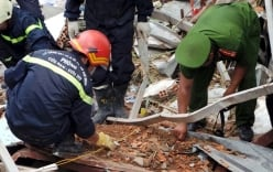 Vụ nổ kho hóa chất tại Sài Gòn: Tìm thấy nhiều phần thi thể của 2 nạn nhân mất tích
