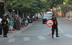 Cấm phương tiện hoạt động trên hàng loạt tuyến đường Hà Nội