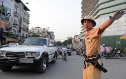 Hà Nội cấm nhiều tuyến đường phục vụ kỳ họp lần thứ 8 Quốc hội khóa XIII