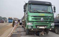 Tai nạn thảm khốc ở Nghệ An: Ba người trong gia đình tử vong
