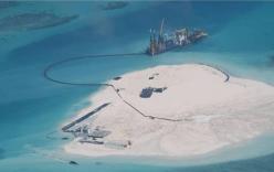 Tình hình biển Đông: Trung Quốc xây sân bay trên đảo Trường Sa