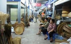 Hình ảnh Chợ Mơ mới những ngày đầu khai trương