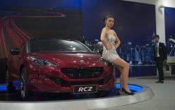 Peugeot RCZ được công bố giá bán