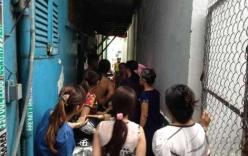 Hàng chục cảnh sát vây bắt kẻ lạ mặt xông vào nhà dân cố thủ