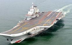 Trung Quốc triển khai đóng tàu sân bay thứ hai tại Thượng Hải