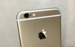 iPhone 6 nhuốm xanh từ quần jean dỏm