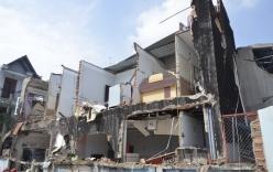 TP.HCM: Hỗ trợ các gia đình bị thiệt hại trong vụ nổ lớn