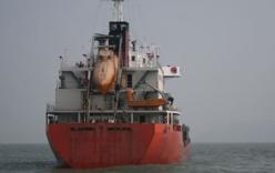 Tàu Sunrise 689 bị cướp đã về đến Quảng Trị