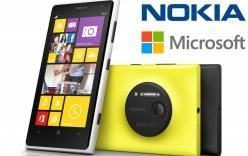 Tạm biệt Nokia, chào đón Microsoft