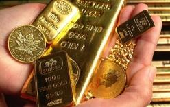 Nhân viên được trả lương bằng vàng thỏi 1kg