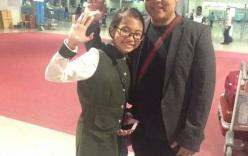 Phương Mỹ Chi được cha nuôi làm liveshow riêng