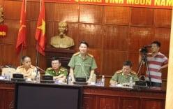 Vụ CSGT xô xát với phóng viên: Công an Hà Nội lên tiếng