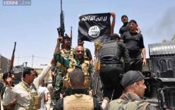 IS bắt 30 người đàn ông đứng dàn hàng để xử bắn tập thể