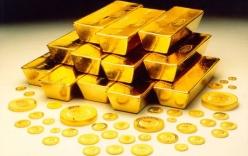 Giá vàng 30/10: Vàng SJC giảm mạnh