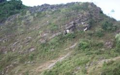 Hố tử thần ở Thanh Hóa: Không thể dùng đất đá để san lấp