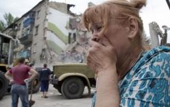 Phát hiện 286 thi thể phụ nữ bị cưỡng bức tại miền đông Ukraine