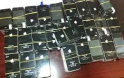 400 điện thoại iPhone lậu bị bắt khi đang vận chuyển
