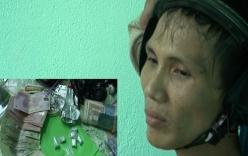 Đối tượng ngáo đá bị bắt, phát hiện tàng trữ lượng ma túy khủng