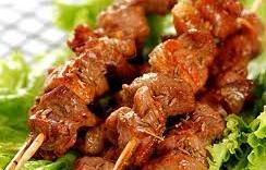 Bí quyết chế biến món thịt heo xiên áp chảo cực vàng ngon