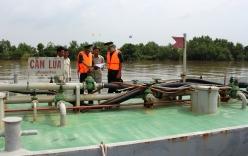 Tạm giữ 2 tàu chở hơn 1,2 triệu lít xăng dầu không giấy tờ